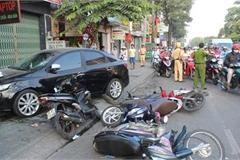 25 người chết vì tai nạn giao thông trong ngày đầu nghỉ lễ