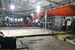 Khởi tố vụ án mạng kinh hoàng giữa chợ khiến 1 người chết ở Long An