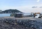 Tạm dừng thi công dự án lấn biển xây thủy cung, nhà hàng ở TP Vũng Tàu