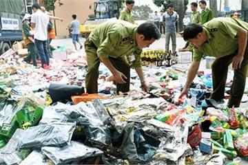 Siết chặt phòng chống buôn lậu, gian lận thương mại thời điểm cuối năm