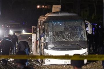 Đại sứ quán Việt Nam xác nhận vụ đánh bom tại Ai Cập nhằm vào đoàn du khách VN