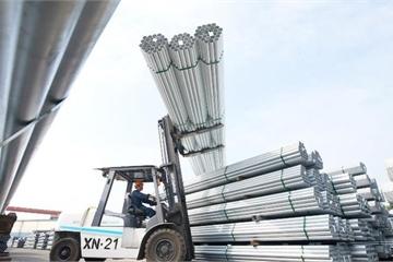 Dự án lớn dày đặc, thị phần ống thép Hòa Phát vượt lên 31%