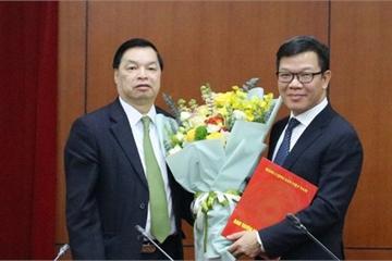 Ông Tống Văn Thanh được bổ nhiệm Phó Vụ trưởng Vụ Báo chí - Xuất bản