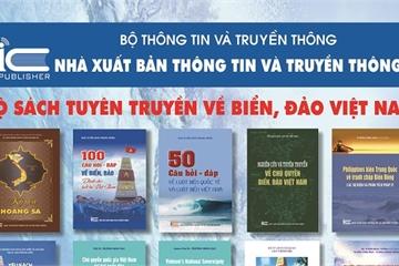 Giới thiệu bộ sách về chủ quyền biển đảo Việt Nam