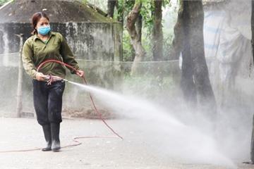 Hà Tĩnh: Chủ động tiêm vắc xin cho gia cầm nhằm ngăn chặn dịch cúm gia cầm