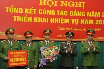 Đối tượng cướp 200 triệu của ngân hàng ở Thái Bình khai gì tại cơ quan công an?