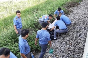 Hà Nội: Băng qua đường sắt bất cẩn, một người đàn ông bị tầu hỏa tông tử vong
