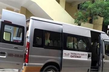 Vụ bé trai 6 tuổi tử vong khi đi học: Mục sở thị nơi đỗ xe bus của trường Gateway