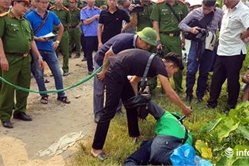 CAQ Bắc Từ Liêm: Bắt được 2 nghi can sát hại tài xế Grab là nhờ quần chúng nhân dân