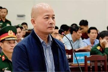 """""""Út trọc"""" Đinh Ngọc Hệ tiếp tục bị khởi tố trong vụ án mới"""