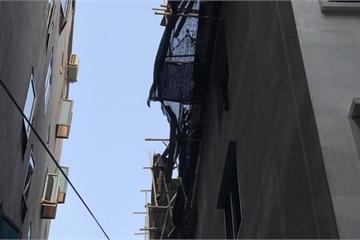 Điều tra vụ thợ xây tử vong khi ngã từ giàn giáo tầng 5 xuống đất