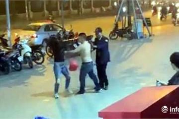 Đình chỉ nam bảo vệ đánh người phụ nữ gửi xe ở tòa nhà Artemis