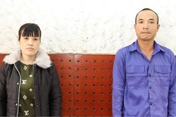 2 vợ chồng lừa đảo bị bắt sau 5 năm trốn nã