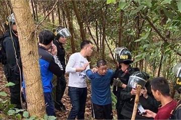 Kẻ chém 5 người tử vong ở Thái Nguyên đã bị bắt khi lẩn trốn ở đồi chè