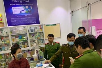 Công an Hà Nội công khai thêm 25 cửa hàng thổi giá khẩu trang