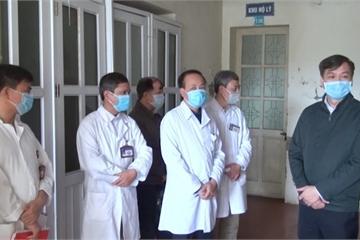 Nam Định: Bệnh nhân người Trung Quốc âm tính với Corona
