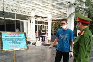 Quán xá Hà Nội trước giờ 'giới nghiêm': Nơi tuân thủ chấp hành, nơi lén lút mở bán