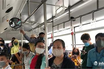 Từ 0h ngày 28/3, ngừng hoạt động tất cả xe bus trên địa bàn TP Hà Nội