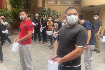 Khởi tố vụ án gây rối trật tự công cộng tại khu vực hồ Hoàn Kiếm