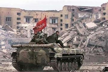 Giải mã sự thật đau thương trong cuộc chiến tranh Chechnya lần thứ nhất