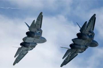 """Su-57 của Nga sẽ làm cho F-16 Thổ """"có đi không có về"""" ở bầu trời Idlib"""
