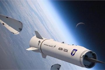 """Tên lửa vượt siêu thanh AGM-183A của Mỹ sẽ làm Kinzhal của Nga """"hít khói""""?"""