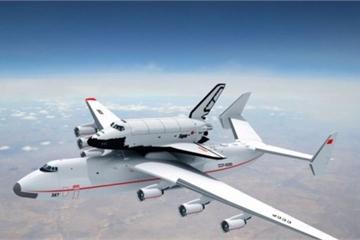 """Ukraine bán đứng Nga khi chia sẻ bí mật """"lâu đài bay"""" An-225 với Mỹ"""