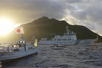 """Nhật Bản tăng cường Patriot đề phòng Trung Quốc """"nhòm ngó"""""""