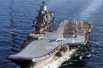 """Nga khẳng định tàu sân bay duy nhất sẽ không """"lỡ hẹn"""""""