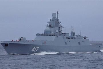 """Nga tăng cường tàu chiến """"khủng"""" đến Biển Đen để cạnh tranh với NATO và Mỹ"""