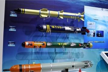 Giải mã ngư lôi giúp sức mạnh tàu ngầm thông thường Trung Quốc bỏ xa tàu ngầm Nga