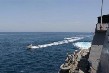 """Tại sao Iran liên tục """"khiêu khích"""" Mỹ và đồng minh ở Vịnh Ba Tư?"""