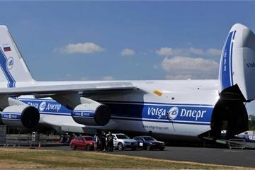 """Ukraine """"phá bĩnh"""" Nga chế tạo máy bay vận tải quân sự An-124 thế nào?"""