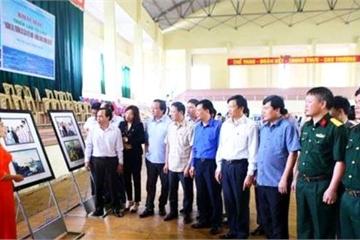 Thanh Hóa: Gần 100.000 lượt người tham gia triển lãm biển đảo