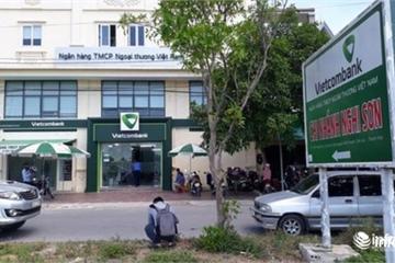 Thông tin đối tượng nổ súng giữa trưa ở ngân hàng Thanh Hóa