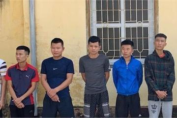 Tạm giữ 7 đối tượng liên quan vụ 3 người bị bắn khi đang ăn cơm ở Thanh Hóa