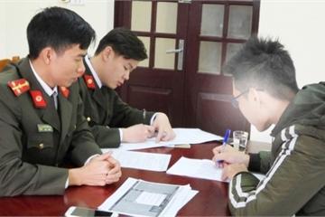 Thanh Hóa: Bị phạt 5 triệu đồng vì lập nhóm thông báo chốt lực lượng công an