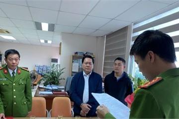 Công an Thanh Hóa thông tin việc bắt Trưởng phòng Cục thuế nhận tiền doanh nghiệp