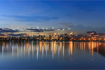Hải Phòng tổ chức bắn pháo hoa đêm giao thừa Tết 2019 tại 5 điểm