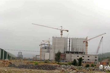 Nghệ An: Tai nạn tại nhà máy xi măng Tân Thắng, 2 người thương vong