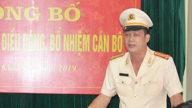 Tan Trưởng Cong An Tp Vinh La Anh Hung Lực Lượng Vũ Trang Nhan Dan