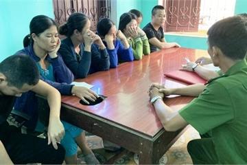 Quảng Bình: Triệt phá đường dây đánh bạc qua mạng xã hội, tạm giữ 25 đối tượng