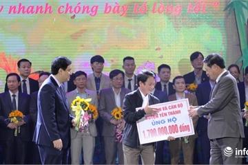 Bí thư Nghệ An gửi thư kêu gọi giúp đỡ người nghèo đón Tết, vui Xuân Canh Tý 2020