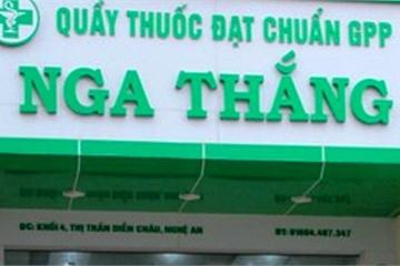 """""""Kết đắng"""" cho hiệu thuốc ở Nghệ An bán giá khẩu trang y tế với giá """"cắt cổ"""""""