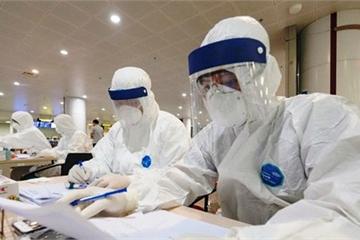 Nghệ An: Người phụ nữ đưa con đi khám ở BV Bạch Mai về ho sốt âm tính với SARS-CoV-2