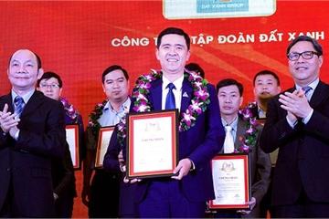 Đất Xanh lọt Top 10 doanh nhiệp tư nhân lớn nhất Việt Nam lĩnh vực bất động sản