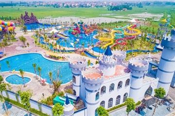 Công viên nước Thanh Hà mở cửa với hàng loạt dịch vụ vui chơi hấp dẫn