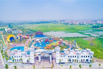 Top 3 công viên giải nhiệt mùa hè tại  ở Hà Nội