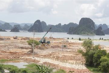 Mạo danh cán bộ cấp cao tung tin bán đất dự án ở Quảng Ninh