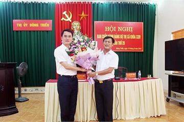 Quảng Ninh: Chủ tịch UBND Thị xã Đông Triều được bầu giữ chức Bí thư Thị ủy